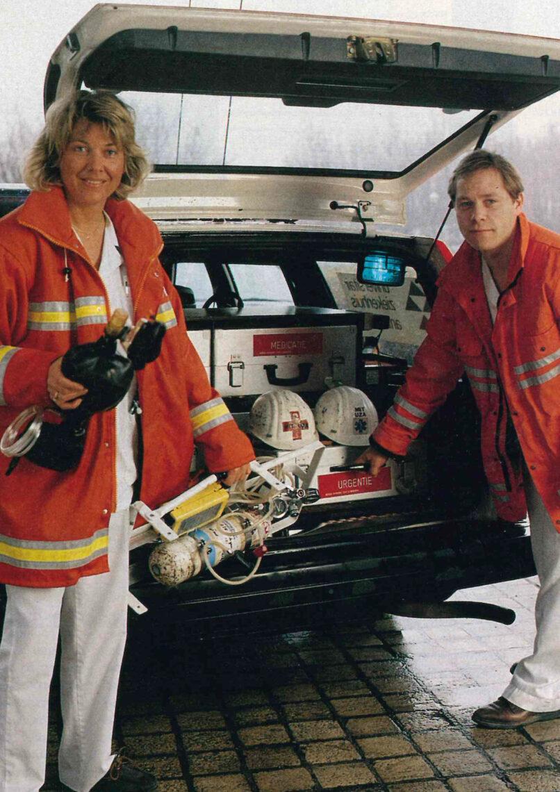 Collega's van het urgentieteam (1994)