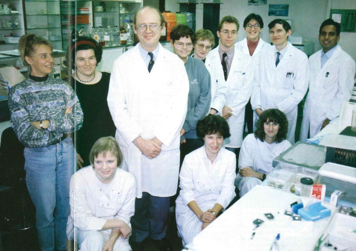 Team anatomo-pathologie (1993)