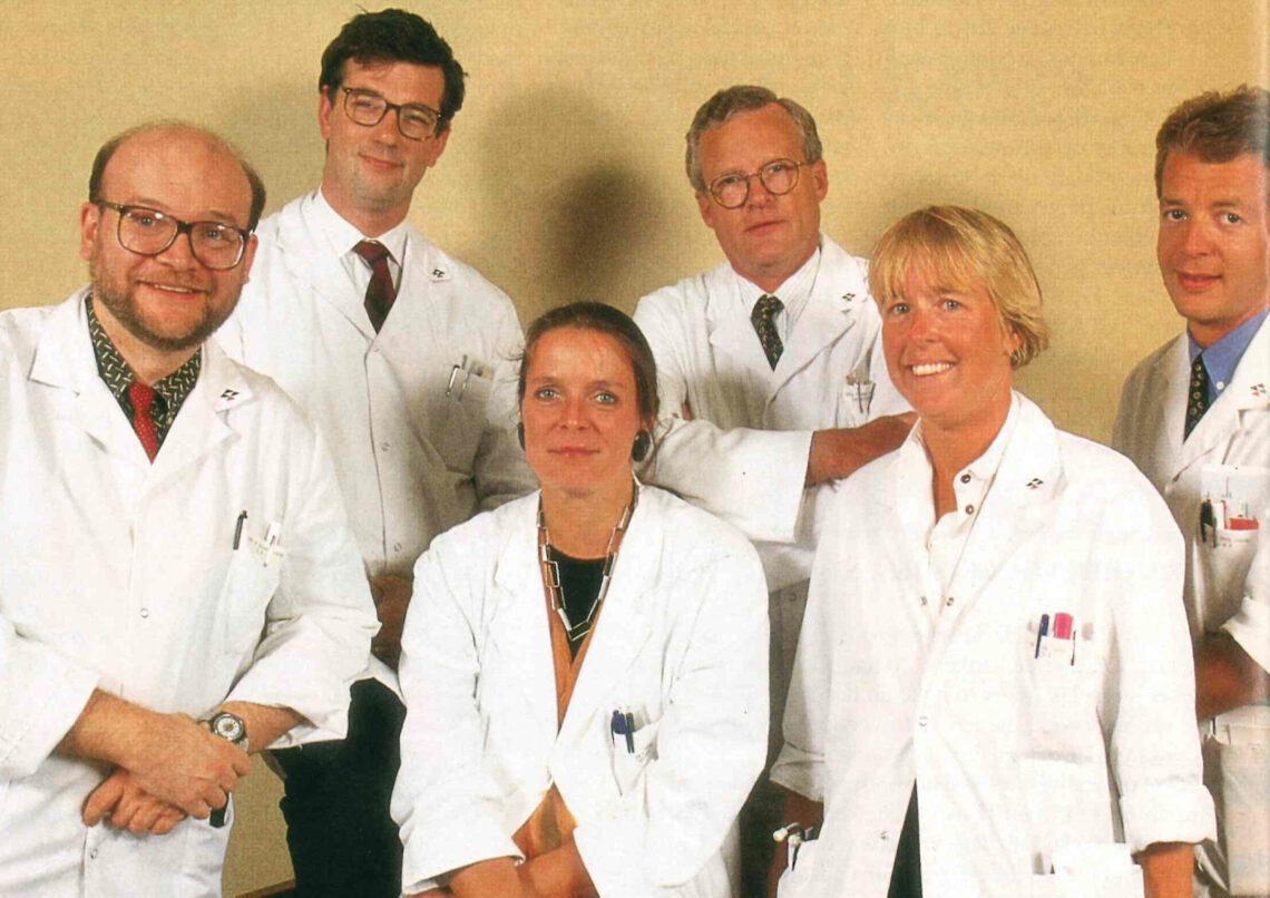 Team interne oncologie (1995)