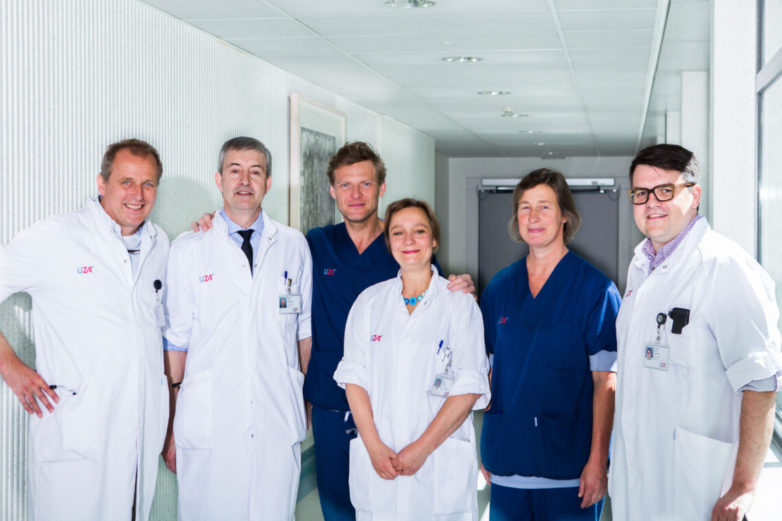 Nieuwe medische diensthoofden (2017)