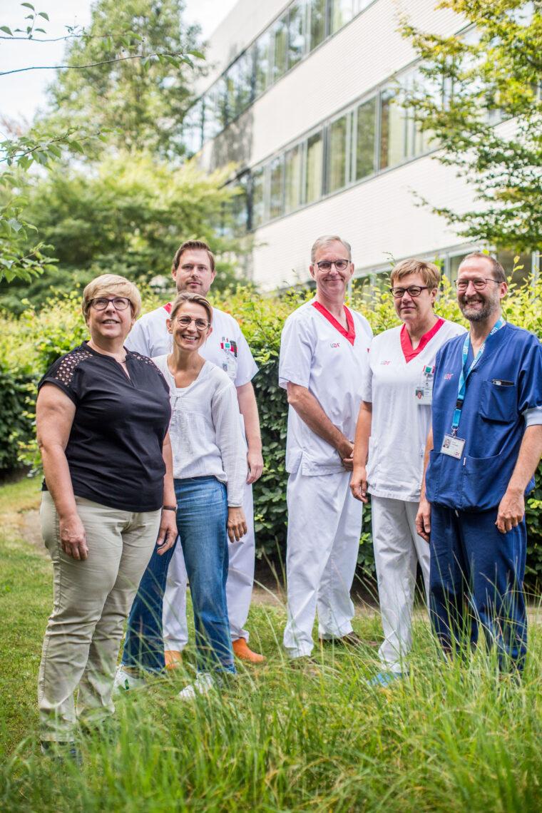 Afdelingshoofden patiëntenzorg (2019)