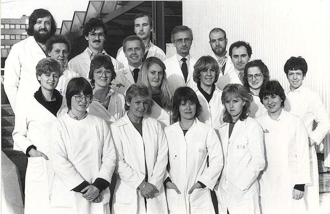 Labomedewerkers medische genetica