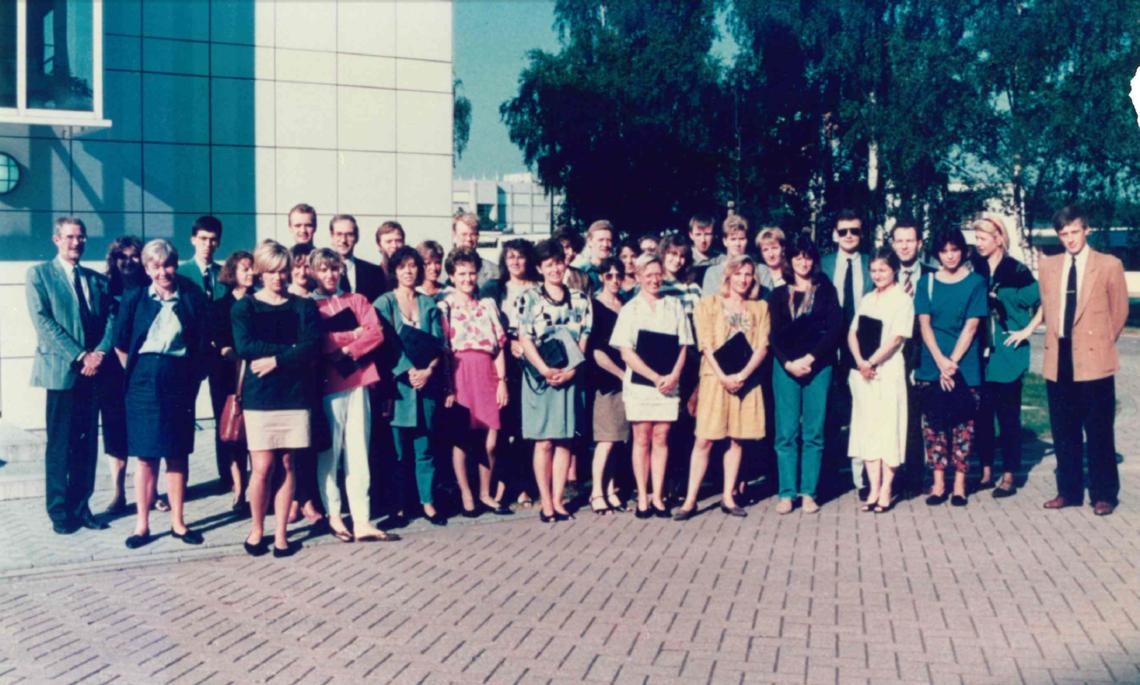 Team algemene, thoracale en vasculaire heelkunde (1991)