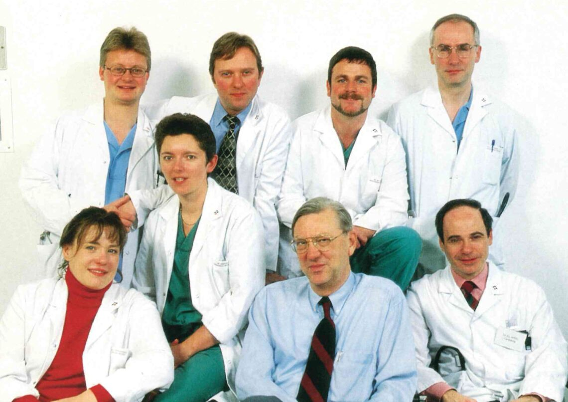 Team cardiochirurgie (1995)