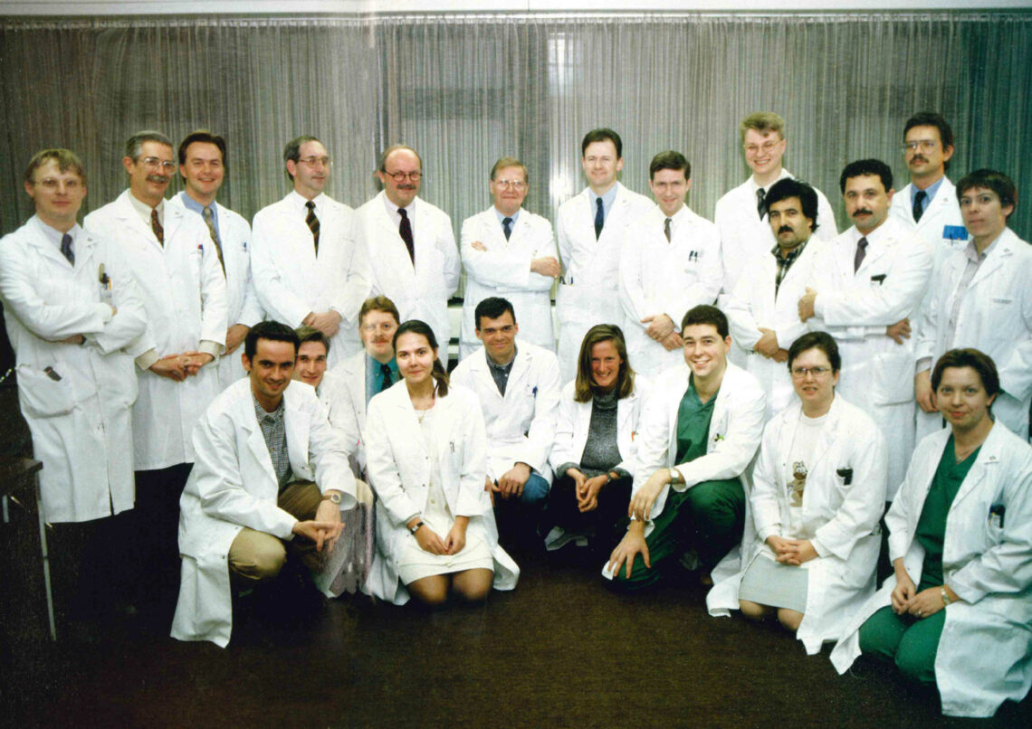 Team algemene heelkunde (2000)
