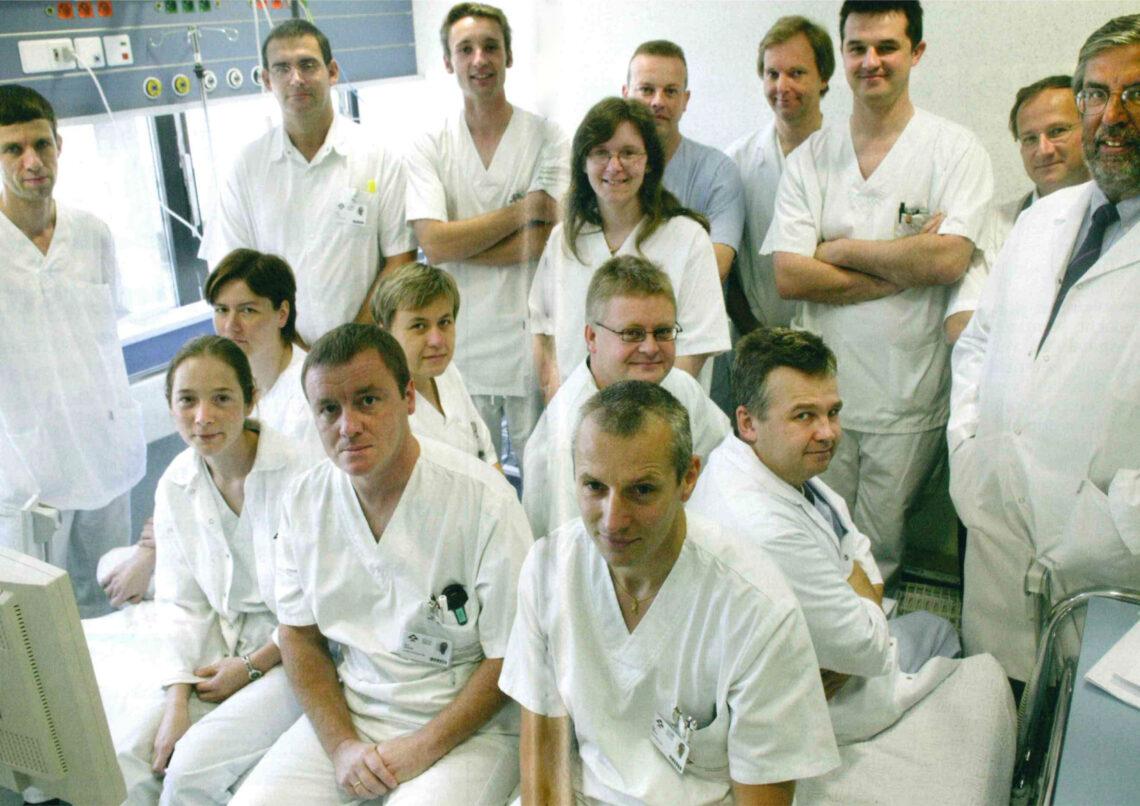 Team intensieve zorgen (2003)