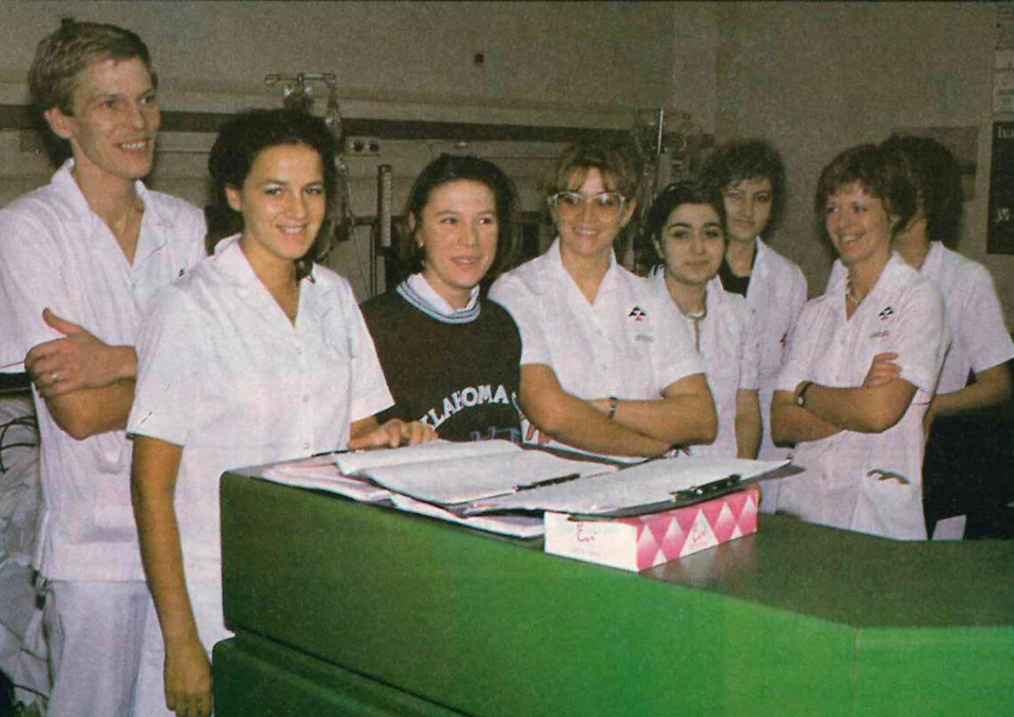 Verpleegkundigen nefrologie (1989)