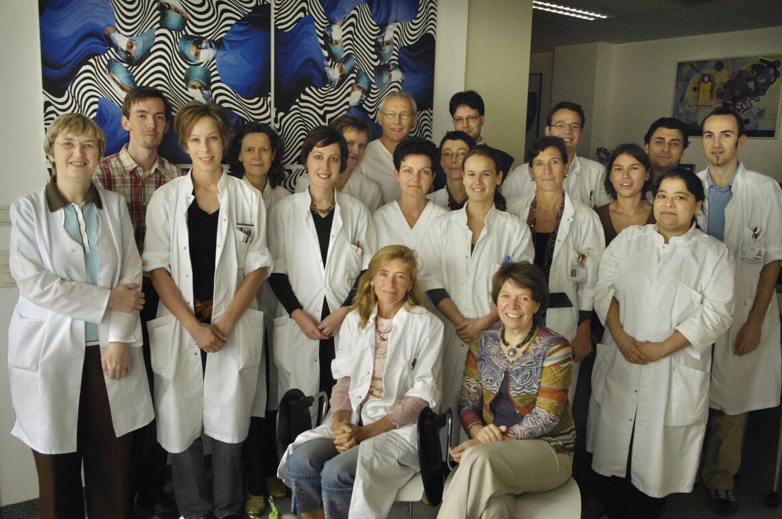 Team oogheelkunde (2007)